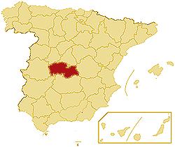 ZIP codes Province Toledo